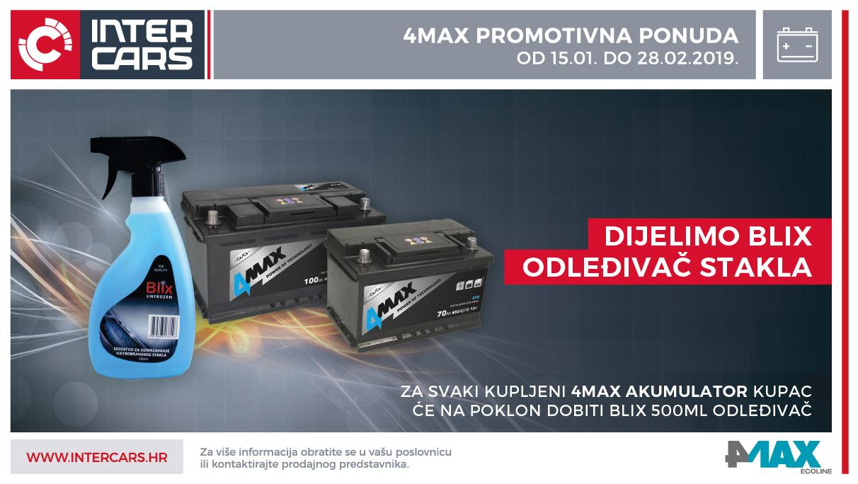 4Max promotivna ponuda